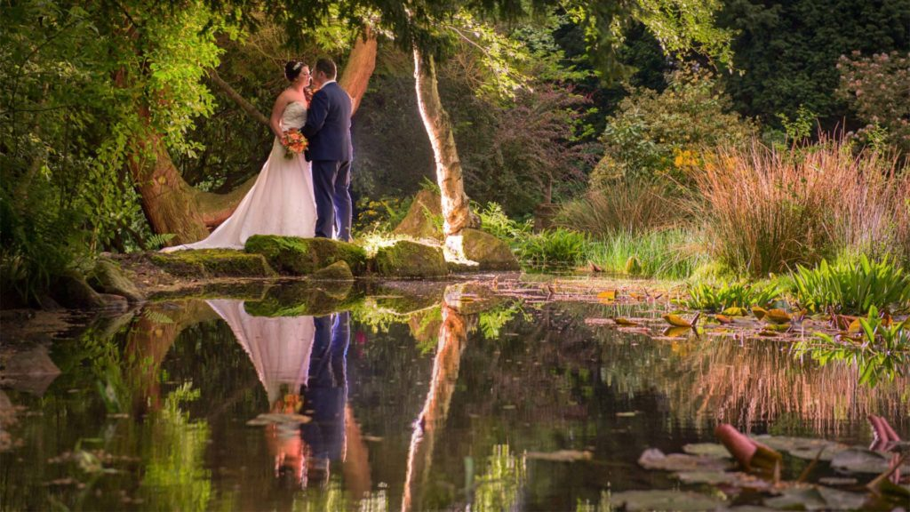The perfect wedding location in Yorkshire Whirlowbrook Hall Sheffield