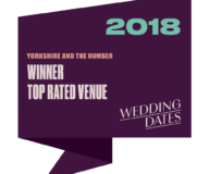 Award Winning Wedding Venue in Yorkshire