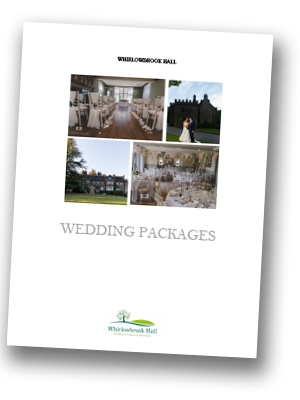Wedding Venues in Sheffield Whirlowbrook Hall Packages