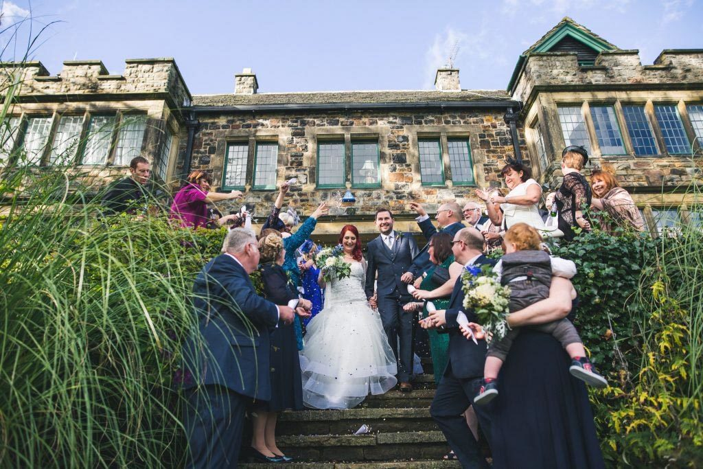 Wedding venues in Sheffield Whirlowbrook Hall