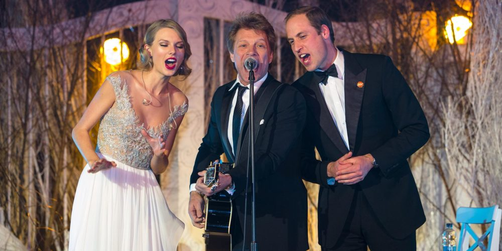 Liz Taylor of the award winning event planners, the Taylor Lynn Corporation, will be unwrapping her secrets to planning a successful festive event. Prince William,Taylor Swift, Jon Bon