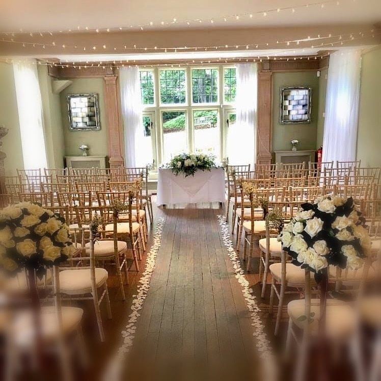 exclusive use wedding venue in sheffield