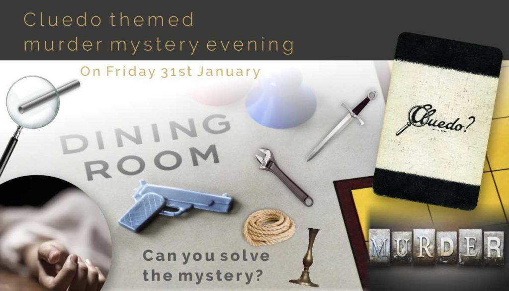 Whirlowbrook Murder Mystery Event 2020