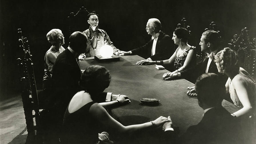 Murder Mystery Evening- Séance Theme Whirlowbrook Hall