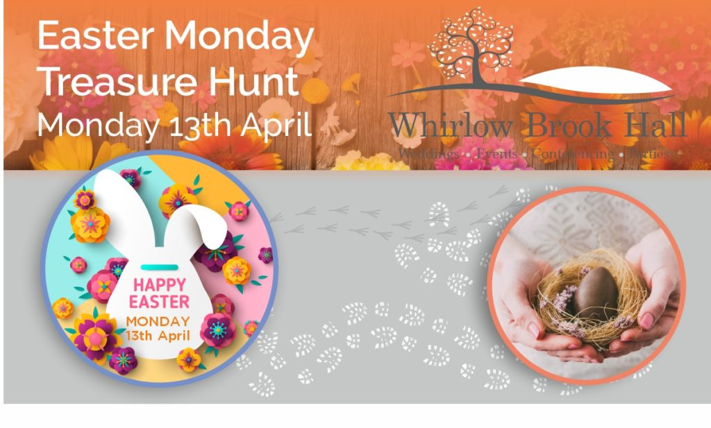 Whirlow Brook Hall Easter Monday Treasure Hunt