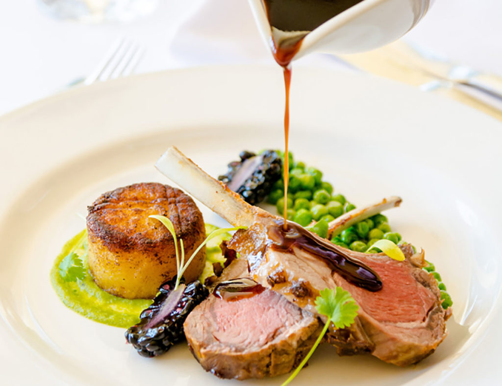 Whirlow Brook Hall Easter Sunday Lunch