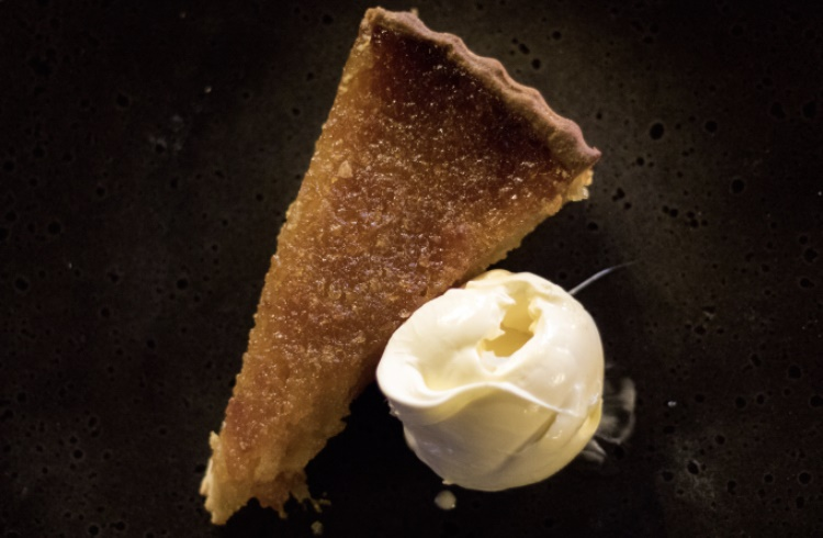 Treacle Tart Recipe Whirlow Brook Hall Sheffield