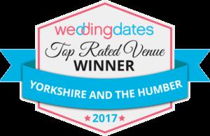 Wedding Dates Top rated Venue Winner 2017